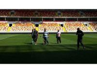Malatya Stadyumu Antalya maçına hazırlanıyor