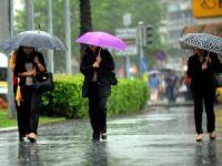 İstanbul'un için yağmur uyarısı geldi