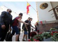 İspanya, hayatını kaybedenleri anıyor