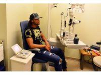 Arturo Mina sağlık kontrolünden geçti