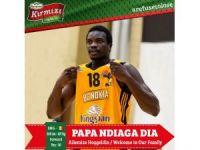 Papa Ndigia Dia, Bandırma Kırmızı'da