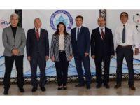 Prof. Dr. Emine Nur Günay, ESOGÜ Ar-Ge ve İnovasyon Ekosistemi'ni yerinde inceledi