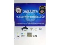 Sakarya'da uyuşturucu satıcılarına şafak operasyonu