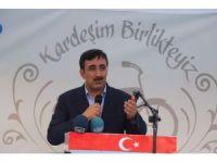 """AK Parti Genel Başkan Yardımcısı Yılmaz: """"Biz bir ve bütünüz"""""""