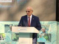TBMM Başkanı Kahraman ve Bakan Kaya'dan Darülaceze'ye anlamlı ziyaret