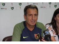 """Denizlispor Teknik Direktörü Yusuf Şimşek: """"Önümüzdeki haftalarda telefi ederiz"""""""