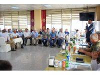 İpekyolu ilçe genel değerlendirme toplantısı yapıldı