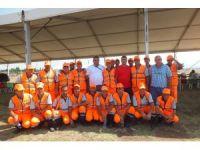 Başakşehir'den Malazgirt'te 60 kişilik temizlik ekibi