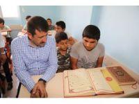 Belediye Başkanı Mehmet Ekinci gençlerle buluştu.
