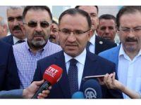 """Hükümet Sözcüsü Bozdağ: """"Almanya PKK ve darbecileri himaye ediyor"""""""