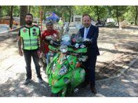 4. Uluslararası Edirne Motofest başladı