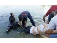Balık tutmak için girdiği baraj gölünde boğuldu