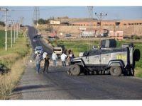 Sur'da yola tuzaklanan patlayıcı infilak etti