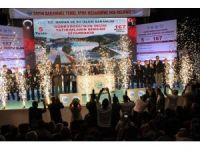 Bakan Eroğlu, Diyarbakır'da 5 tesisin temel atma törenine katıldı