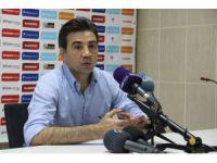 BŞB Erzurumspor - Balıkesirspor maçının ardından