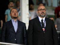 Akın Çorap Giresunspor'da 3 puan sevinci yaşanıyor