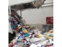 İzmit'te 90 ton kitap toplandı