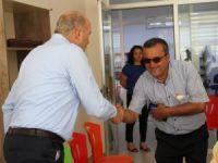 Başkan Ertürk sorunları vatandaşın ayağına giderek dinledi
