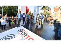 Avrupa'nın en uzun rallisi İzmir'den başladı