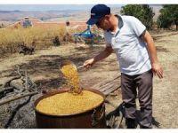 Yozgat'ta 'Hedik' kaynatma dönemi başladı