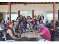Balıklıova'da çaylar, 28 kadından