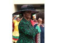 First Lady Mugabe, Zimbabve'ye döndü