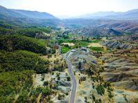 Büyükşehir Belediyesi asfaltlama çalışmalarına devam ediyor