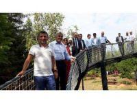 Ortahisar'ın Ekopark'ı açıldı
