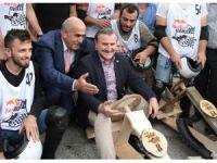 Gençlik ve Spor Bakanı Osman Aşkın Bak Formulaz'da