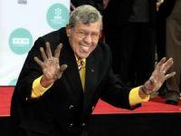 ABD'li ünlü komedyen Jerry Lewis hayatını kaybetti