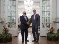 Başbakan Yıldırım'ın Singapur ziyareti