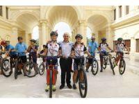 Büyükçekmeceli bisikletçiler başarıya doymuyor