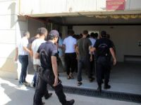 Elazığ'daki DEAŞ operasyonu: 10 şüpheli adliyeye sevk edildi