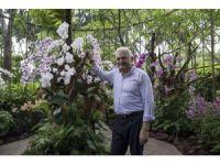 Başbakan Yıldırım, Ulusal Orkide Bahçesini ziyaret etti