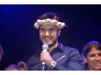 Mustafa Ceceli, Sarımsak Festivalini salladı