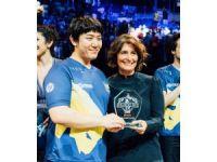 Ülker 'En Değerli Oyuncu'yu ödüllendirdi