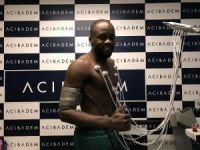 Bursaspor'da yeni transfer Ekoko sağlık kontrolünden geçti