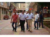 Akdeniz'de 83 bin ton asfalt, 72 bin metrekare kilit parke çalışması yapıldı