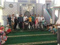 'Bu Yaz Camideyim' projesi sona erdi