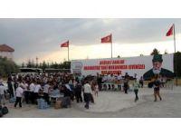 Esenyurtlu vatandaşlar Hacı Bektaş'a aktın etti