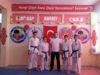 Babaeskili karateciler 14.Uluslararası Erzurum Palandöken Karate Turnuvasına gidiyor