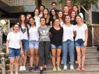 Nazilli'nin basketçi kızlarında hedef 1. Lig