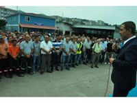 Uysal'dan işçiye yüzde 10 zam müjdesi