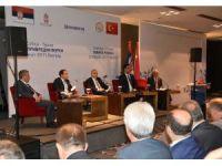 Gıda, Tarım ve Hayvancılık Bakanı Fakıbaba Sırbistan'da