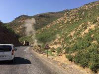 Yol kenarına tuzaklı patlayıcı imha edildi