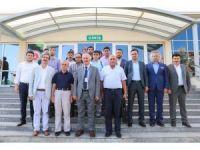FSMVÜ yöneticileri Silivri'deki darbe davasını yakından takip ediyor