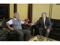 Çaykur Rizespor'dan Başkan Kasap'a ziyaret