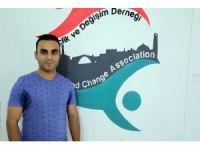 Avrupa'dan Diyarbakır'a gönüllülük projesi