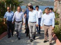 Yukarıköylü depremzedeler için 205 ev yapılacak