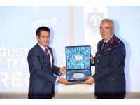 Hava Kuvvetleri'nde devir teslim töreni gerçekleşti